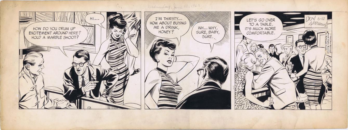 VOL 1 1963 NEAR MINT DAREDEVIL #206 VERY FINE